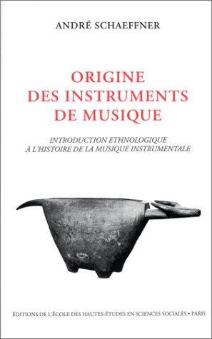 Origine des instruments de musique