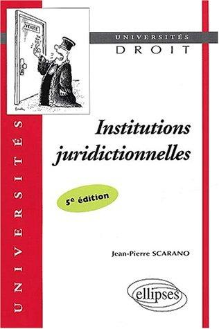 Download Institutions juridictionnelles