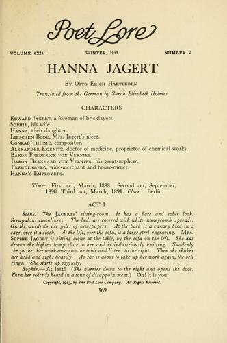 Hanna Jagert