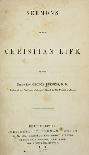 Download Sermons on the Christian life