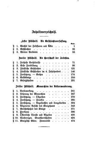 Download Entstehung des deutschen Königthums