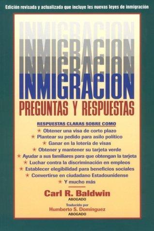 Inmigración preguntas y respuestas
