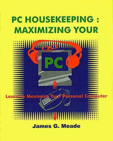 PC Housekeeping