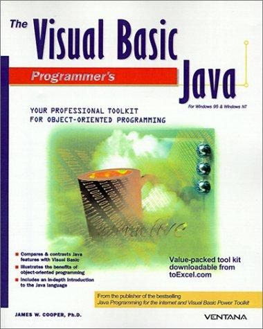 Download The Visual Basic Programmer's Guide to Java