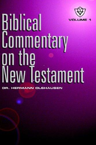 Download Biblical Commentary on the New Testament
