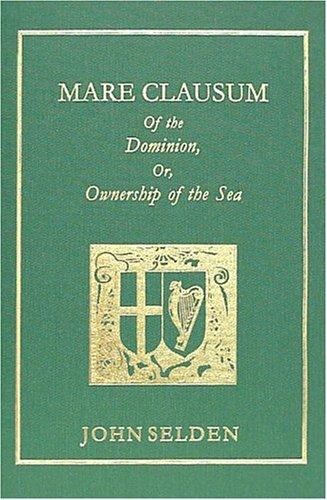 Download Mare Clausum