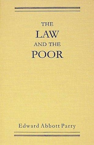 Download The law and the poor