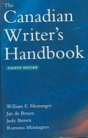 Download The Canadian writer's handbook