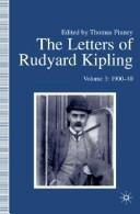 The  letters of Rudyard Kipling