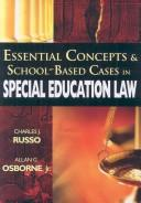 Download Essential Concepts and School-Based Cases in Special Education Law