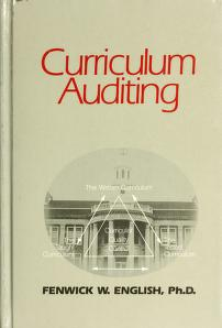 Cover of: Curriculum auditing by Fenwick W. English