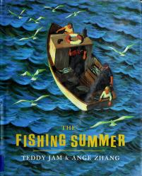 Cover of: The fishing summer | Teddy Jam