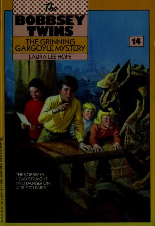 Cover of: The grinning gargoyle mystery | Laura Lee Hope