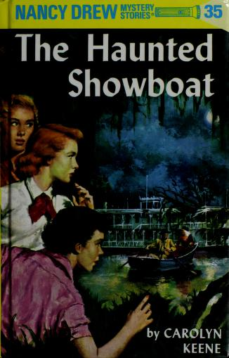 Cover of: The haunted showboat | Carolyn Keene