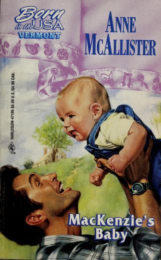 MacKenzie's Baby by Anne McAllister