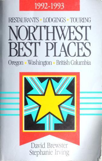 Northwest best places by David Brewster