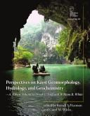 Perspectives on Karst geomorphology, hydrology, and geochemistry by