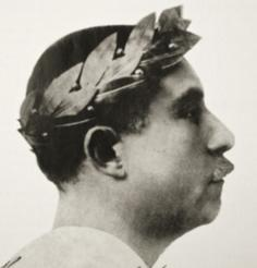 Photo of José Santos Chocano