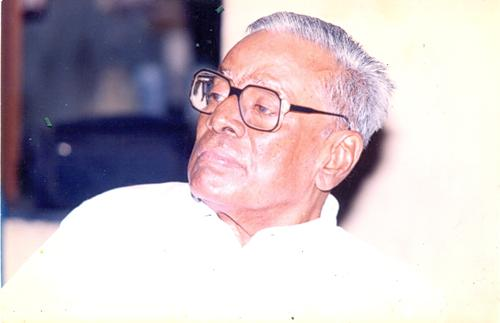 Photo of A. G. K. Menon