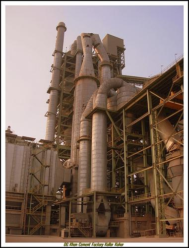 D.G. KHAN CEMENT COMPANY LTD by ICON Group Ltd.