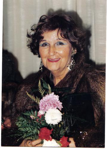 Photo of Ruth Fernández