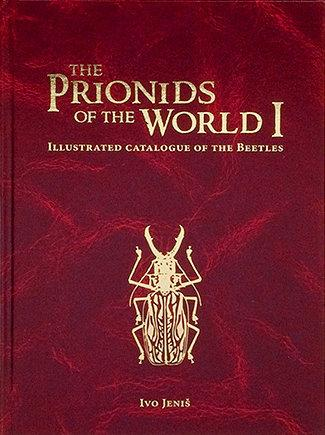 The Prionids of the World by Ivo Jeniš