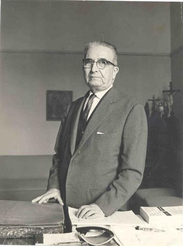 Photo of Luis Eduardo Valcárcel