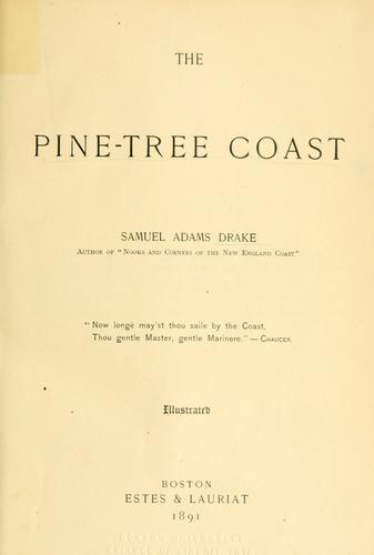 The Pine-tree coast