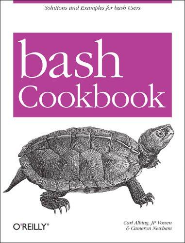 Bash cookbook by
