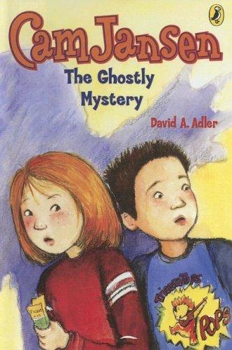 The Ghostly Mystery by David A. Adler