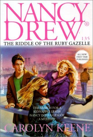 Riddle of the Ruby Gazelle by Carolyn Keene