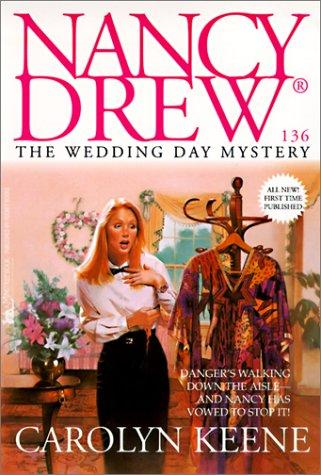 The Wedding Day Mystery by Carolyn Keene