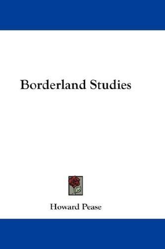Borderland Studies