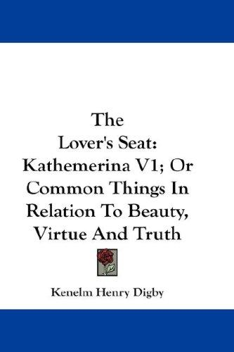 The Lover's Seat