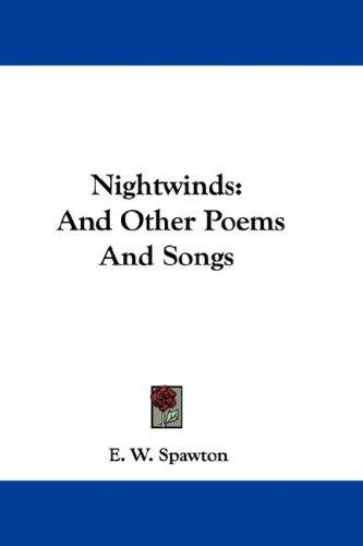 Nightwinds by E. W. Spawton