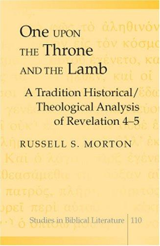 One upon the Throne and the Lamb by Russell S. Morton