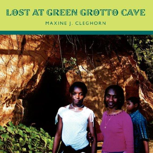 Lost At Green Grotto Cave by Maxine J. Cleghorn