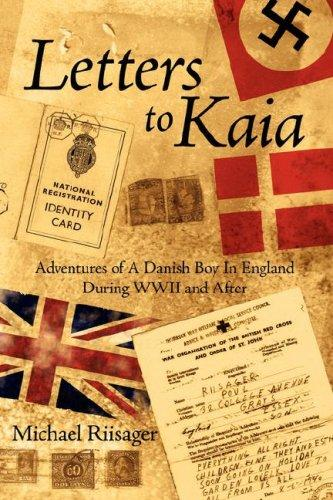 Letters to Kaia by Michael Riisager