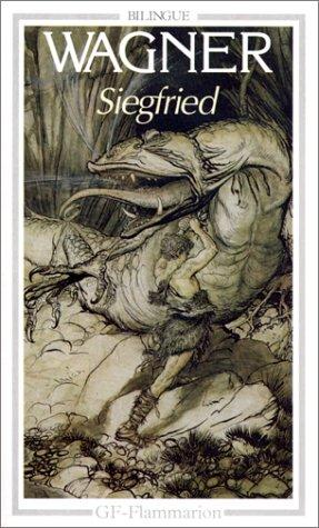Siegfried by Richard Wagner