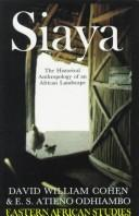 Siaya by David William Cohen