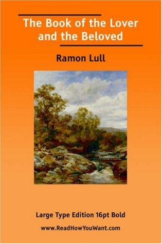 The Book of the Lover and the Beloved by Ramon Llull