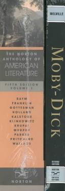 The Norton Anthology American Literature