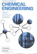 Coulson & Richardson's Chemical Engineering by J. F. Richardson