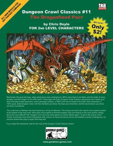 Dungeon Crawl Classics #11 by Chris Doyle