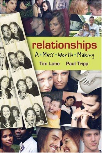Relationships by Lane, Timothy