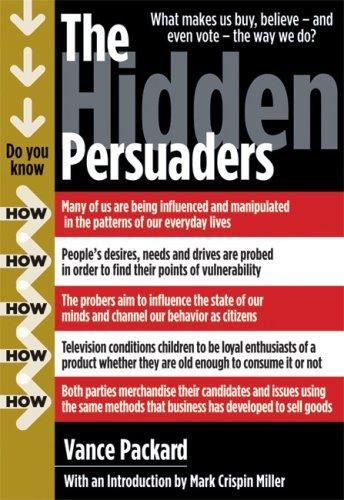 The Hidden Persuaders