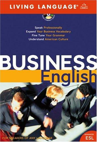Business English (LL (R) ESL) by Living Language