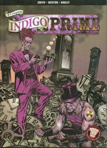 The Complete Indigo Prime by John Smith