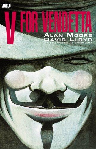 V for Vendetta by Alan Moore, David Lloyd
