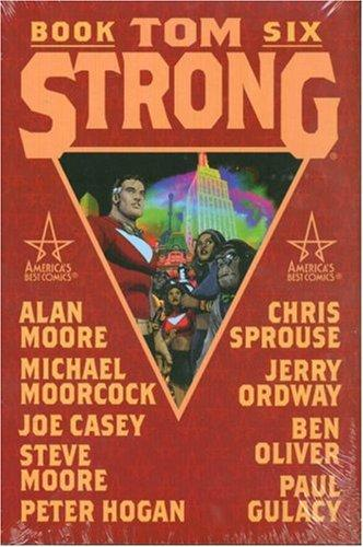 Tom Strong - Book Six (Tom Strong) by Alan Moore